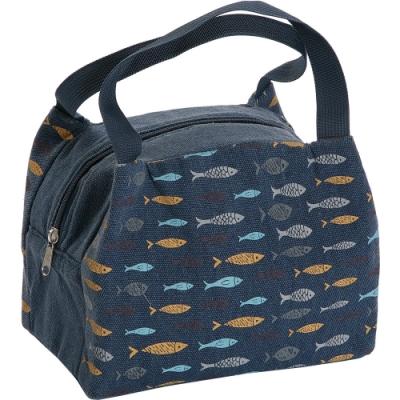 《VERSA》手提保冷袋(繽紛小魚7L)