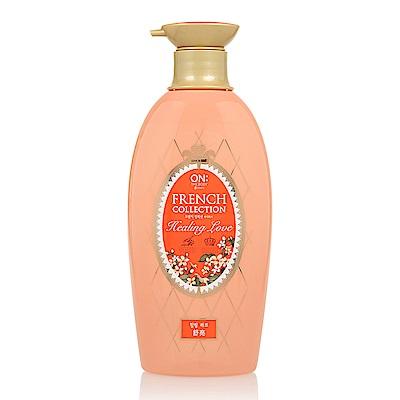 (即期品)ON THE BODY法國皇室天然沐浴乳-莓果香500g(效期至2019/07)