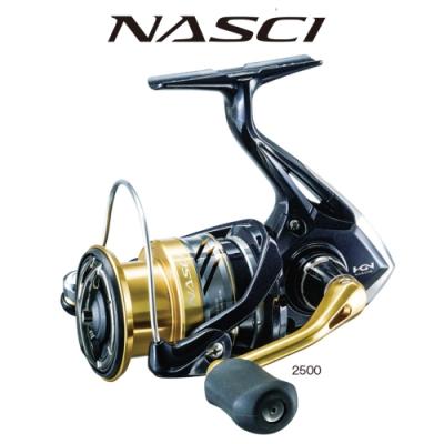 【SHIMANO】NASCI 1000/C2000系列 捲線器
