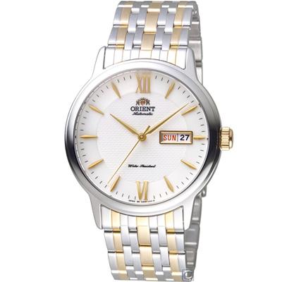 ORIENT東方錶Classic Design系列簡約腕錶(SAA05002W)