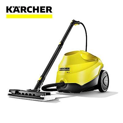 Karcher 德國凱馳 高壓蒸氣機 SC3 PREMIUM 台灣公司貨