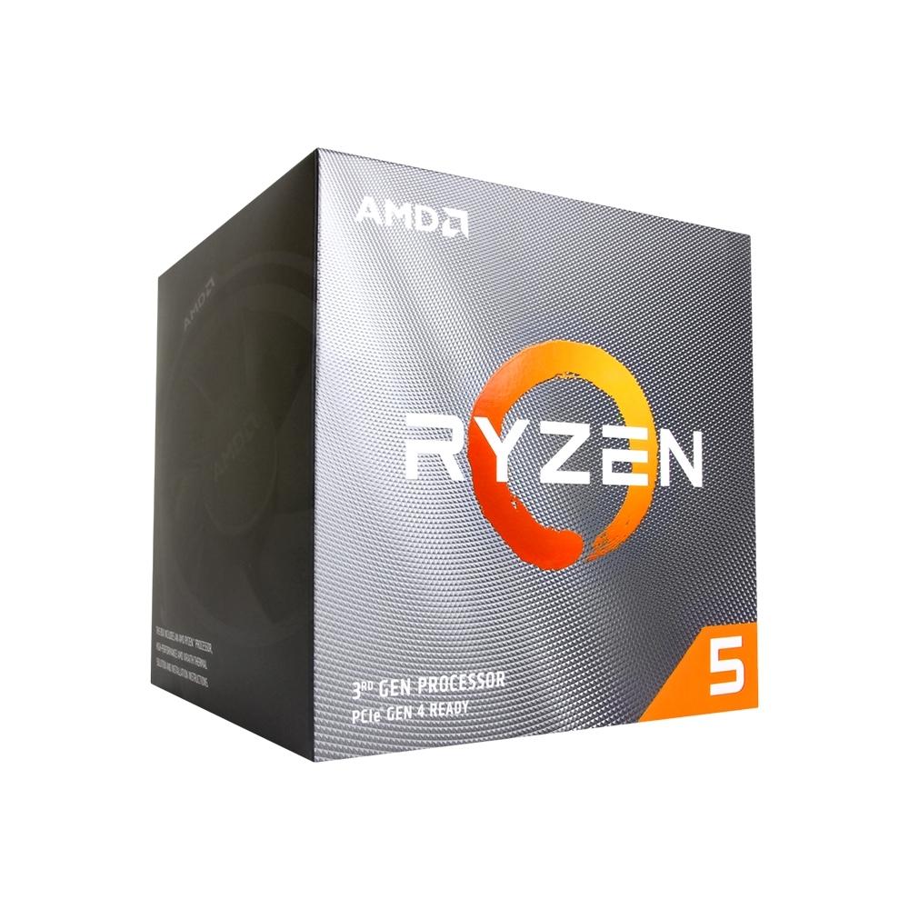 AMD Ryzen 5 3600X 六核心處理器《3.8GHz/AM4》 product image 1