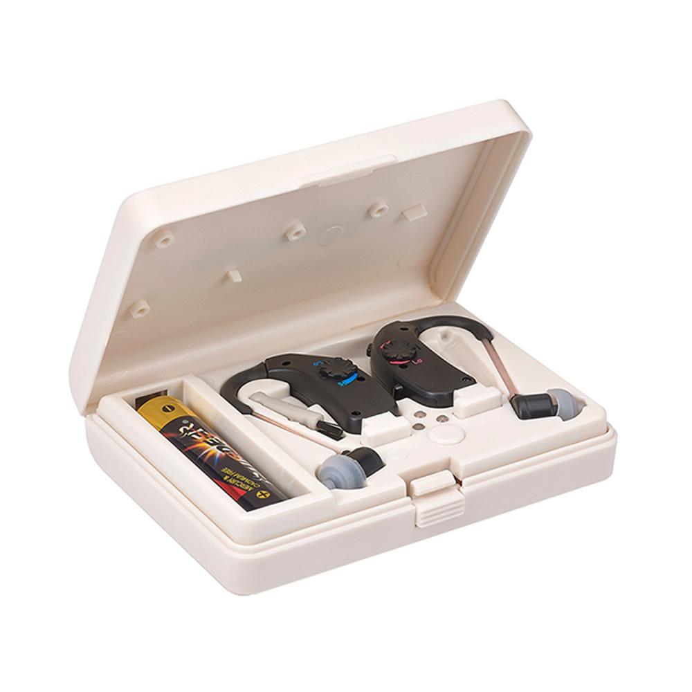 耳寶 助聽器(未滅菌)Mimitakara 充電耳掛式雙耳款助聽器 6ETS