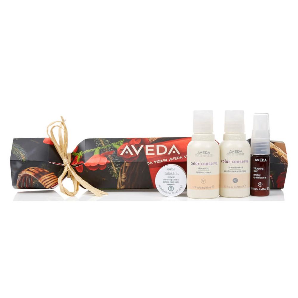 (即期品)AVEDA 護色系列 4件組禮盒