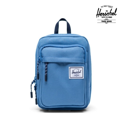 【Herschel】Form Large 斜背包-藍色