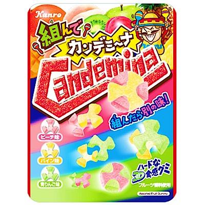 甘樂Kanro 組合水果軟糖-綜合水果(60g)