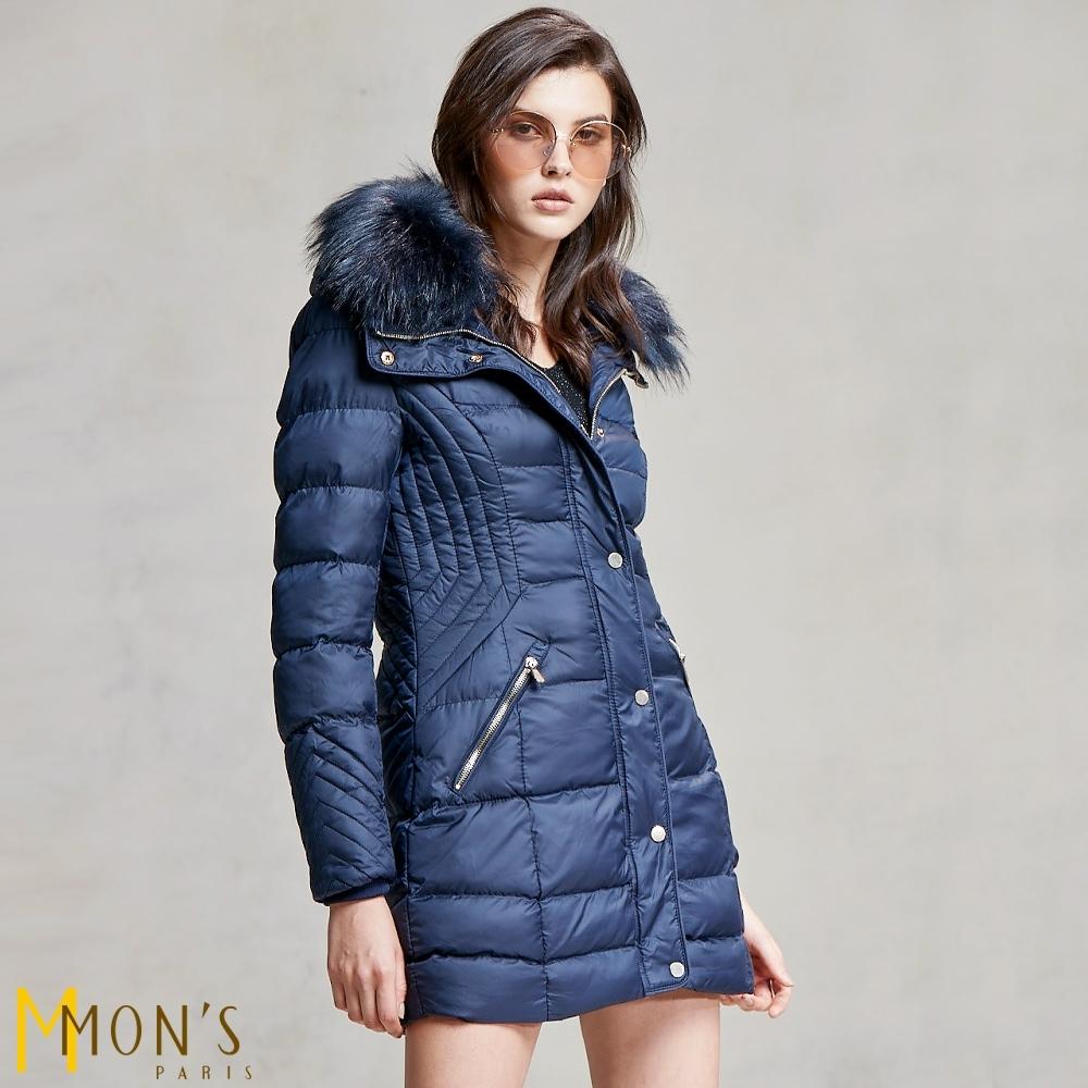 MONS 國際精品唯一回饋蓄暖大衣(多色)