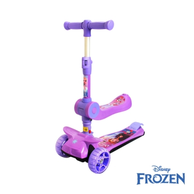 凡太奇 Frozen冰雪奇緣滑板滑步車 DCA91062-Q