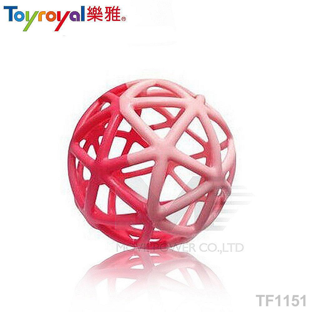 【任選】日本《樂雅 Toyroyal》魔法洞洞球-櫻花粉