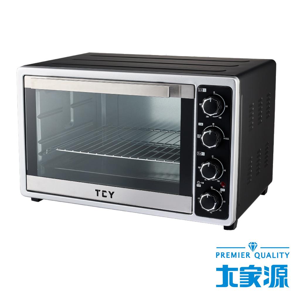 大家源專業雙溫控旋風電烤箱 45L (TCY-3805) @ Y!購物