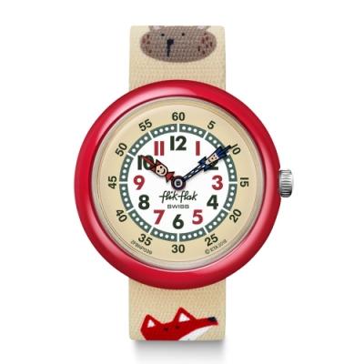 FlikFlak 兒童錶 TILLY LOU N BUSTER - 31.85mm