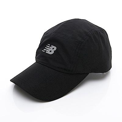 New Balance NB Dry 慢跑功能帽 LAH91019BK 中 黑
