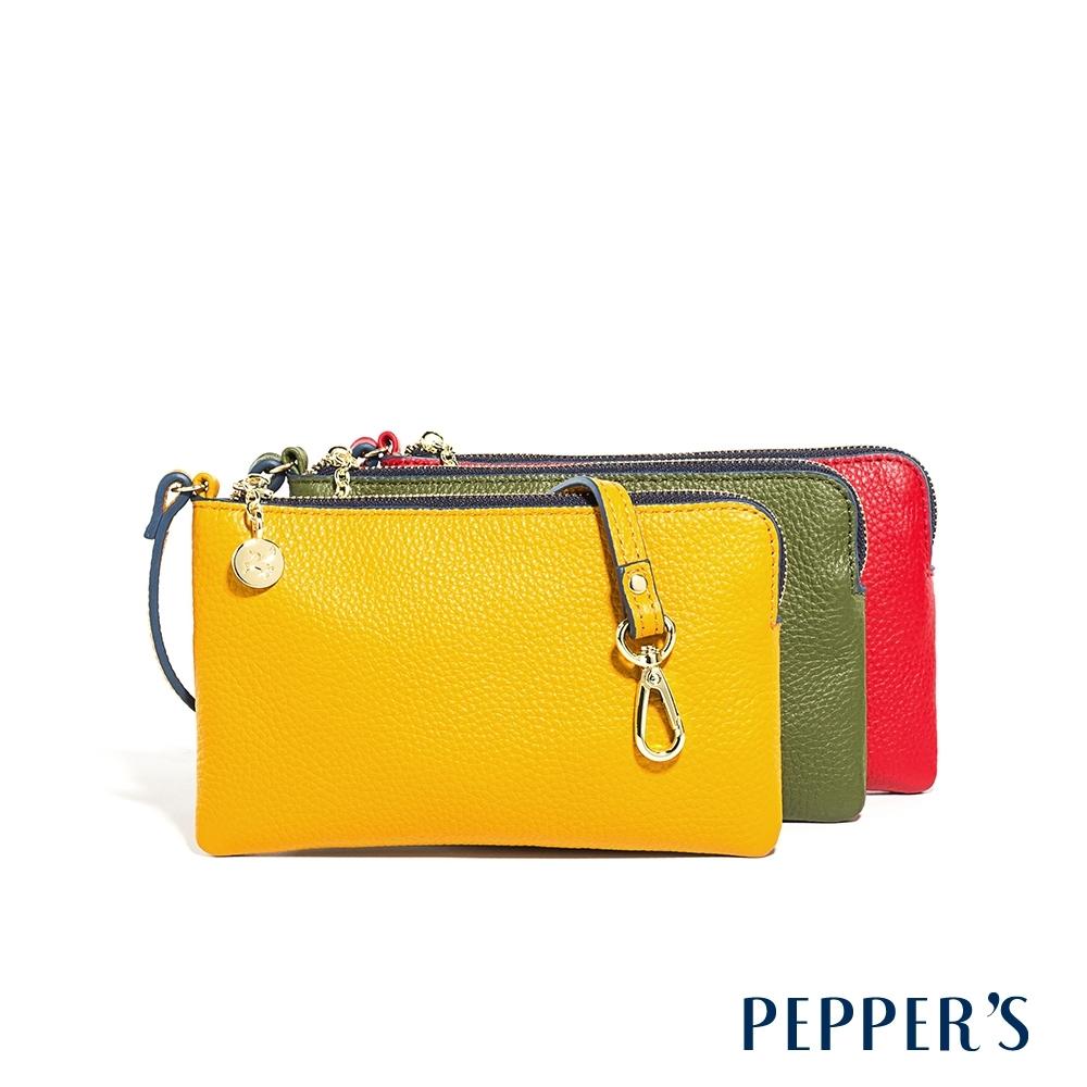 PEPPER'S Doris 牛皮手機包 - 3色