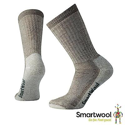 SmartWool 女中級減震型徒步中長襪 灰褐