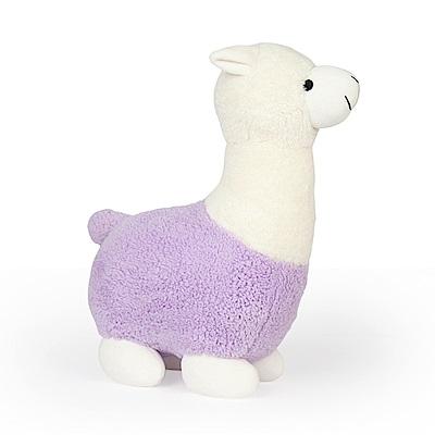 Yvonne Collection 羊駝玩偶-淺紫
