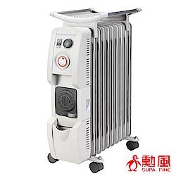 勳風 10 葉片恆溫陶瓷電暖爐 HF-2110