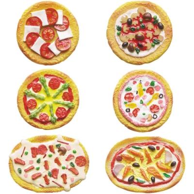 《EXCELSA》仿真磁鐵(美味披薩)