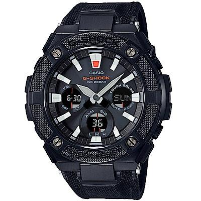 CASIO卡西歐G-STEEL系列太陽能運動腕錶   GST-S130BC-1A
