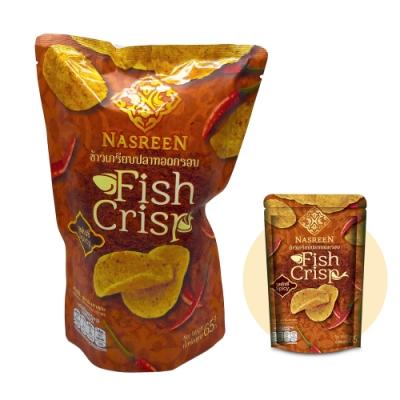 娜莎琳魚酥片-椒香味(10包一組)
