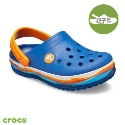 Crocs 卡駱馳 (童鞋)波浪小卡駱班-205697-4GX