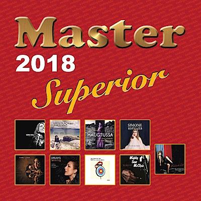 Master發燒碟 2018  LP