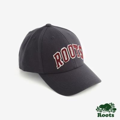 Roots配件- 經典棒球帽-藍