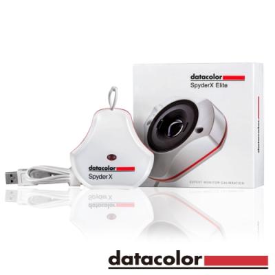 Datacolor SpyderX Elite 螢幕校色器-頂尖組