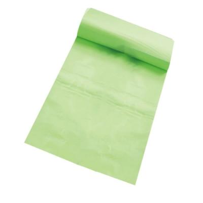 金德恩 台灣專利製造 30包花香垃圾袋/ 可自然分解 環保清潔袋45L