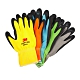 韓國製 亮彩止滑手套 3M 防滑手套 耐磨手套 手套 工作手套 舒適型止滑耐磨 修繕園藝 防護 product thumbnail 2