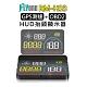FLYone RM-H33 HUD GPS測速提醒+OBD2 雙系統多功能抬頭顯示器-急 product thumbnail 1