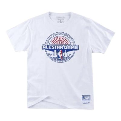 M&N NBA短袖T恤 1988 All Star Game