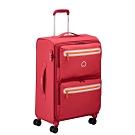 【DELSEY】CARNOT-24吋旅行箱-粉色 00303881109
