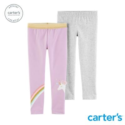 Carter s台灣總代理 2件組內搭褲