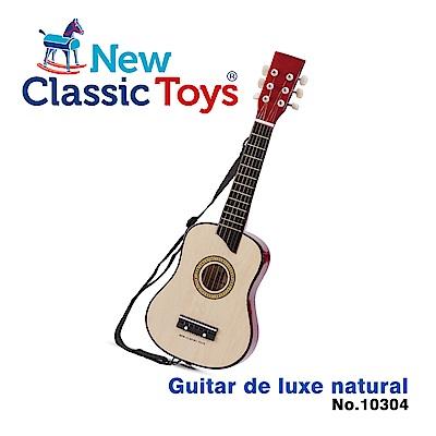 【荷蘭New Classic Toys】幼兒音樂吉他-經典款 - 10304