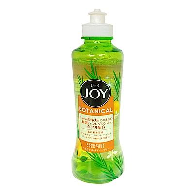 日本P&G JOY植物護手洗碗精 -佛手柑茶樹香氛(190ml)