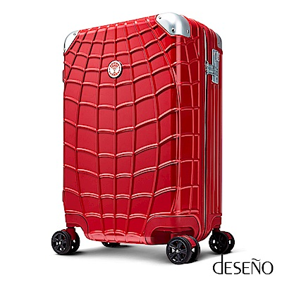 Marvel奧創紀元系列25吋新型拉鍊箱-紅蜘蛛