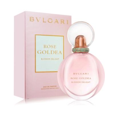 *BVLGARI 寶格麗 歡沁玫香女性淡香精 Rose Goldea Blossom Delight 30ml EDP-香水航空版