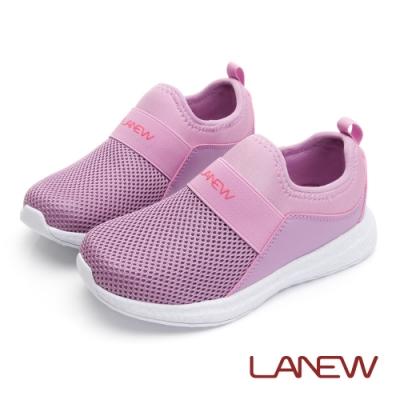 LA NEW 套入式 輕量慢跑鞋(童225698750)