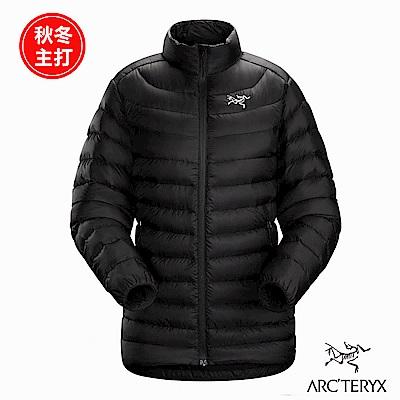 Arcteryx 女 Cerium LT 保暖羽絨外套 黑