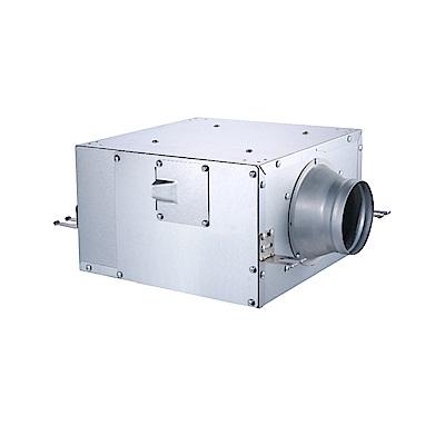 台達電子負壓排氣型管道扇VDB34AKXT