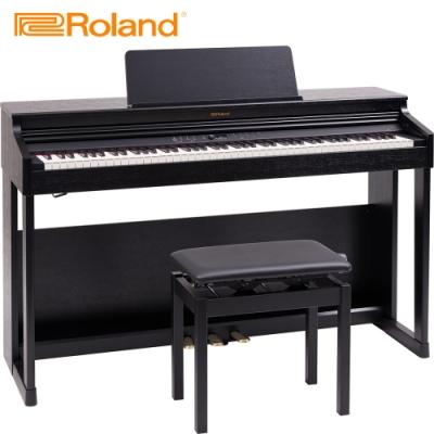 ROLAND RP701 CB 88鍵數位電鋼琴 經典黑色款