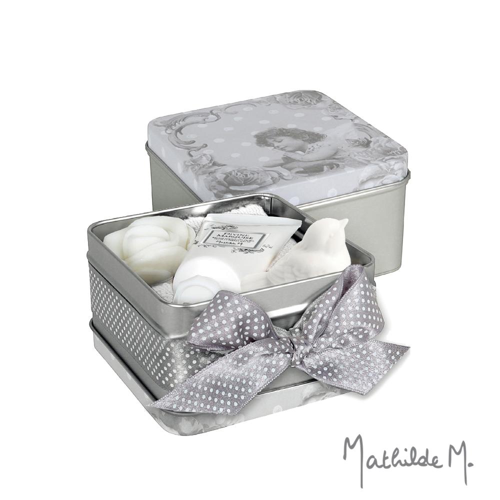 Mathilde M 法國瑪恩 潔膚護手香氛禮盒(2款任選)