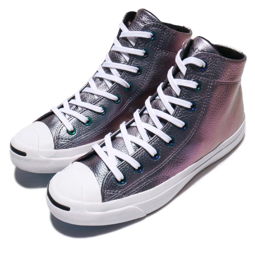 Converse 休閒鞋 Jack Purcell 高筒 女鞋