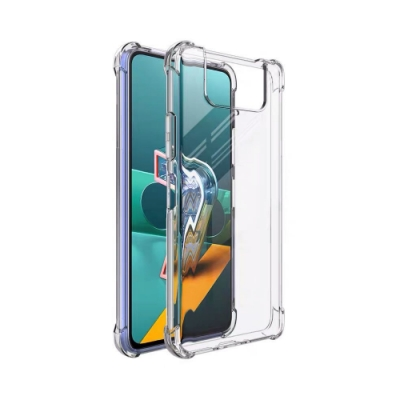 IN7 ASUS ZenFone7/7 Pro (6.67吋) ZS670KS/ZS671KS 氣囊防摔 透明TPU空壓殼 軟殼 手機保護殼