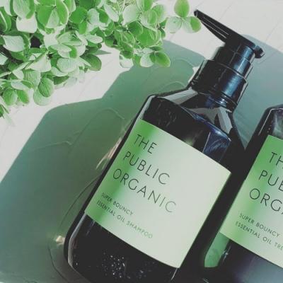 THE PUBLIC ORGANIC天然植粹精油洗髮精 – 滋潤蓬鬆