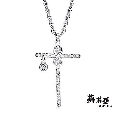 蘇菲亞SOPHIA 鑽鍊 - MY FAITH系列愛的責任鑽石項鍊