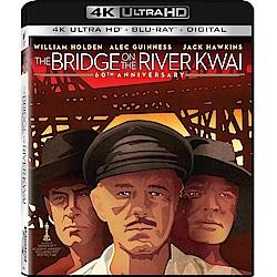 桂河大橋 4K UHD+BD 雙碟限定版 藍光 BD