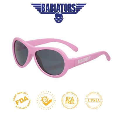 【美國Babiators】飛行員系列嬰幼兒太陽眼鏡-粉紅公主 0-2歲