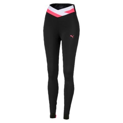 PUMA-女性訓練系列Feel It緊身褲-黑色-歐規