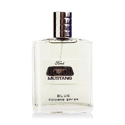 FORD MUSTANG BLUE 福特野馬 藍調男性淡香水100ml-無盒